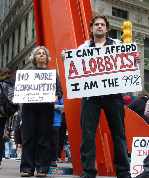 Occupy Wall Street 2012